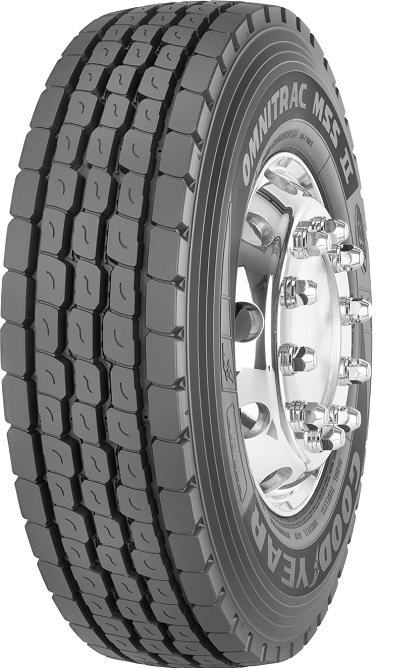 Anvelope trailer GOODYEAR OMNITRAC MSS II 295/80 R22.5 152/148K