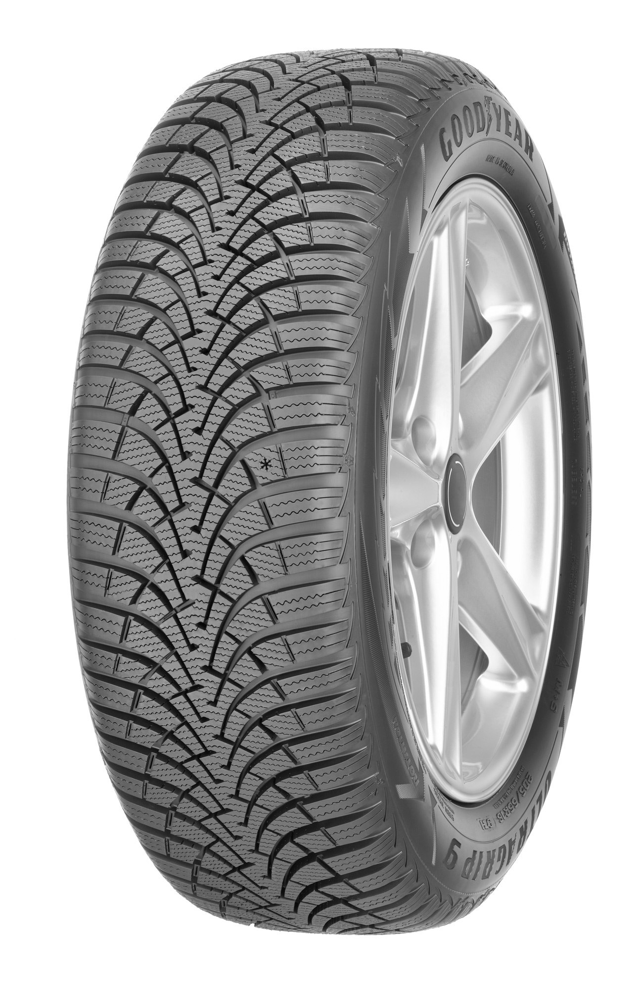 Anvelope iarna GOODYEAR ULTRA GRIP 9 195/65 R15 91T