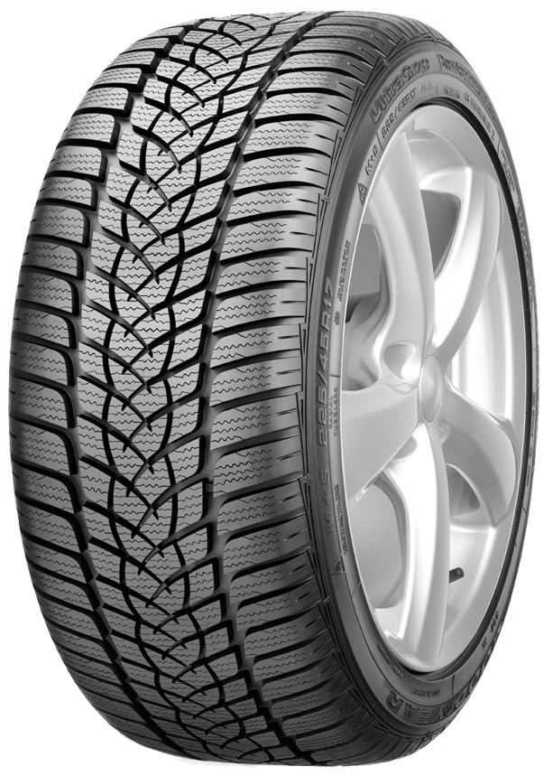 Anvelope iarna GOODYEAR ULTRA GRIP PERFORMANCE 2 205/60 R16 92H