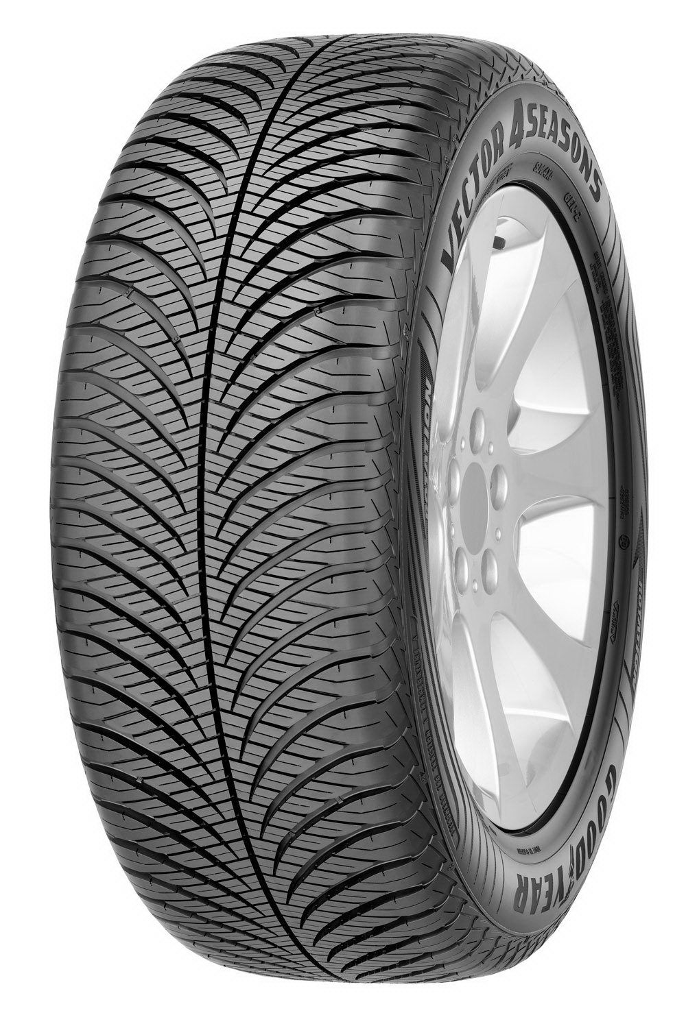 Anvelope all seasons GOODYEAR VECTOR-4S G2 XL 205/50 R17 93V