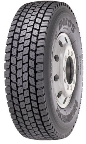 Anvelope trailer HANKOOK DH05+ 235/75 R17.5 132/130M