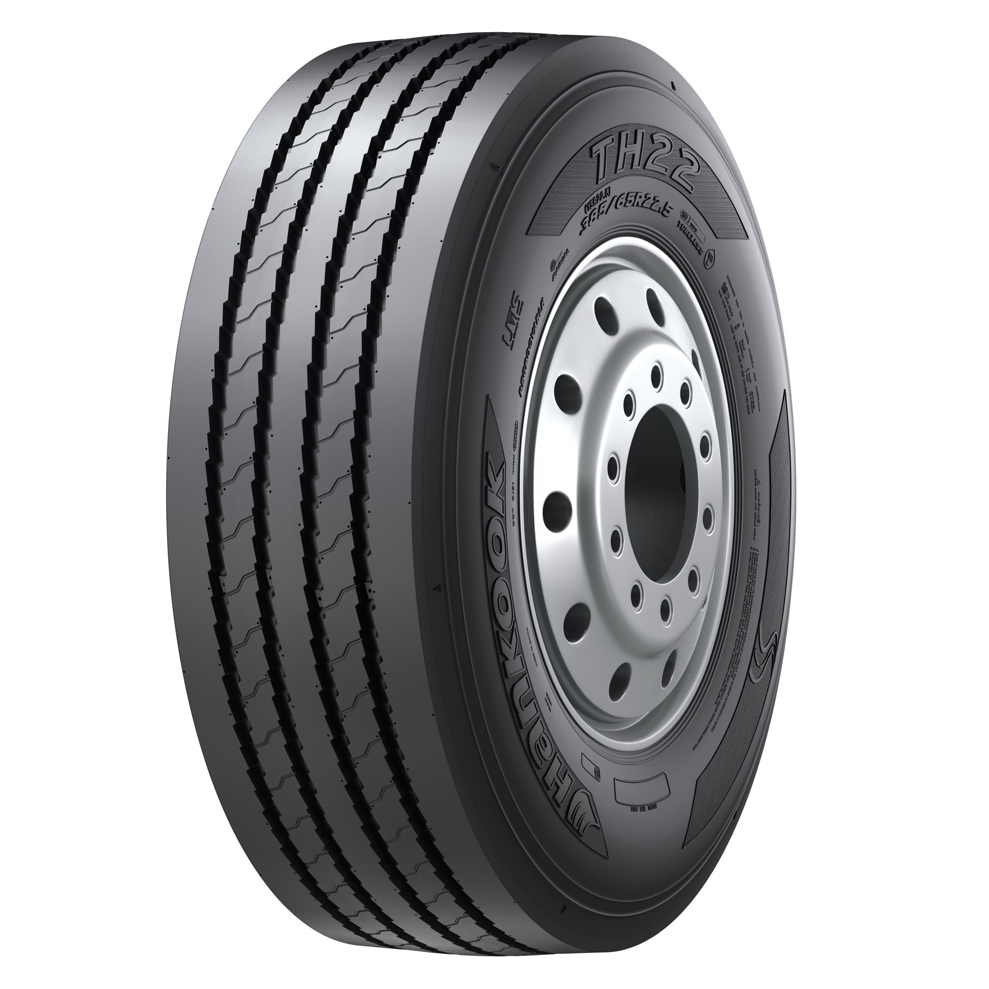 Anvelope trailer HANKOOK TH22 245/70 R17.5 143/141J