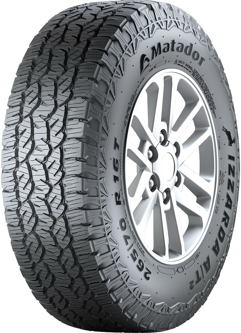 Anvelope all seasons MATADOR mp 72 izzarda a/t2 4x4 - pj 205// R16C 100T