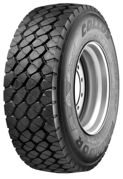 Anvelope trailer MATADOR TM 1 COLLOS 16PR M+S 385/65 R22.5 160K