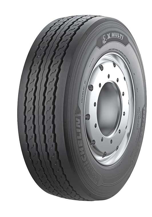 Anvelope trailer MICHELIN X MULTI T 385/65 R22.5 160K