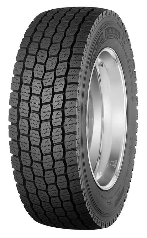 Anvelope tractiune MICHELIN X MULTIWAY XD  315/60 R22.5 152/148L