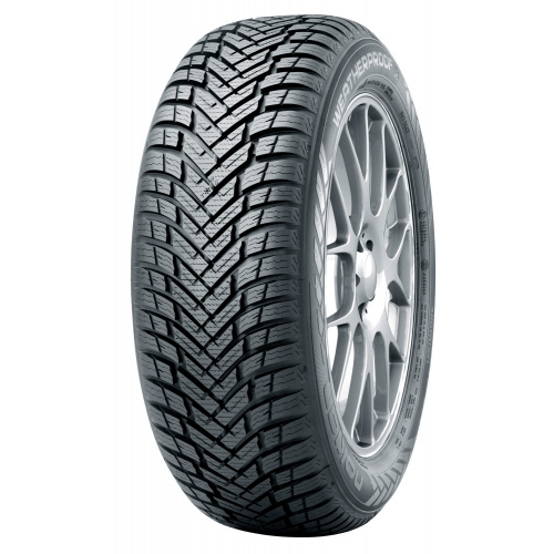 Anvelope all seasons NOKIAN WEATHER PROOF 195/65 R15 91T