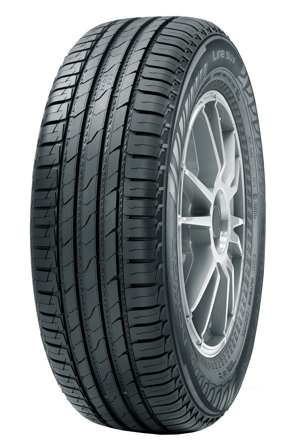 Anvelope all seasons NOKIAN WEATHERPROOF C 235/65 R16C 121N
