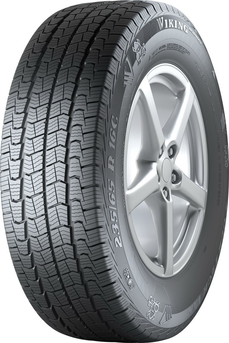 Anvelope all seasons VIKING FOURTECH VAN 8PR 195/70 R15C 104/102R