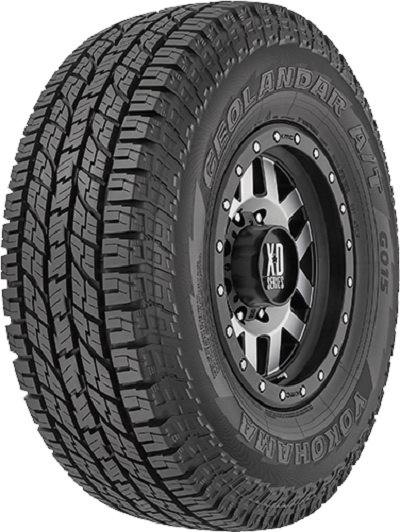 Anvelope all seasons YOKOHAMA G015 RBL 195/80 R15 96H